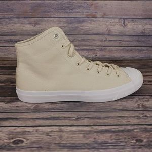 Converse Jack Purcell Mid Tan Canvas Sneaker